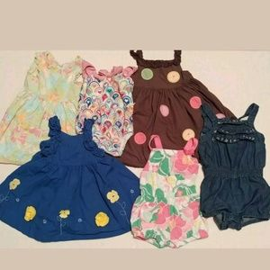 Gymboree/Crazy 8 Clothing Lot Girls 12-18 months